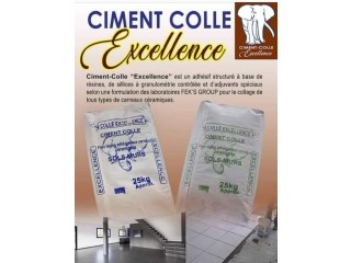 CIMENT COLLE EXCELLENCE
