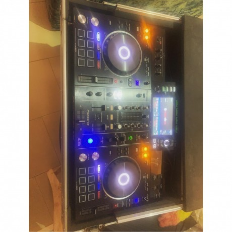 pioneer-xdj-rx2-in-a-flight-case-plus-a-software-license-key-for-sale-big-1