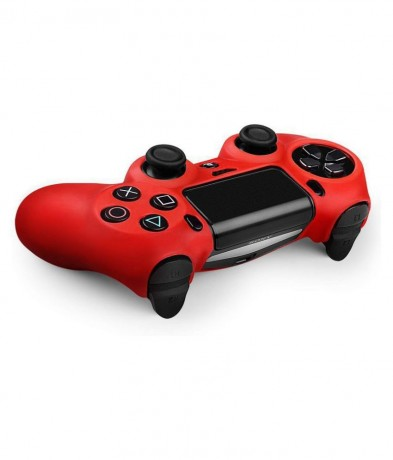 anti-slip-grip-silicone-ps4-controller-red-big-4