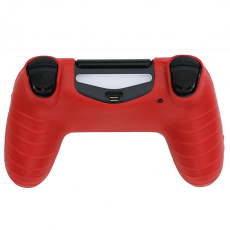 anti-slip-grip-silicone-ps4-controller-red-big-3
