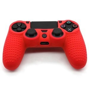 anti-slip-grip-silicone-ps4-controller-red-big-2