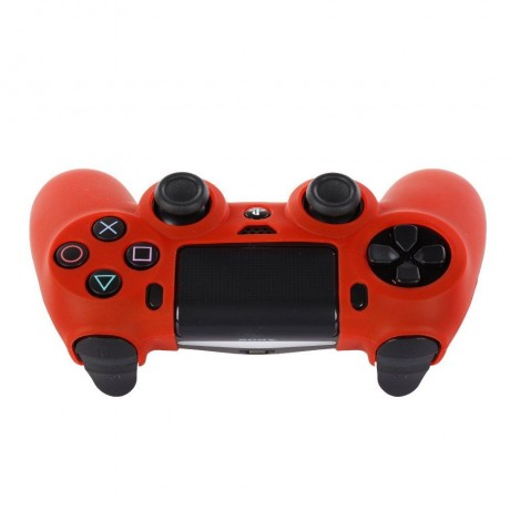 anti-slip-grip-silicone-ps4-controller-red-big-1