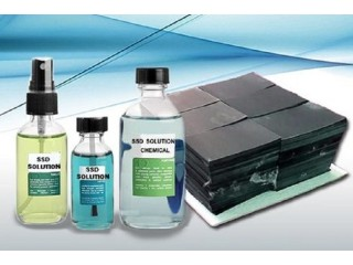 Ssd automatic chemical solution for cleaning all deface currency