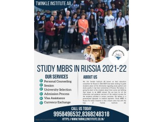 MBBS Admission in Russia Medical colleges 2021