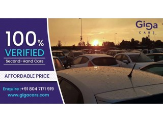 Second Hand Cars In Bangalore  Gigacars