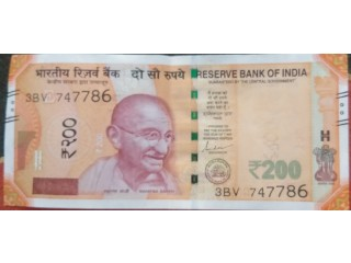 1 rs 929121 , 5 rs 194233 , 200 rs 747786 , Lucknow City Ravsaheb Anuse