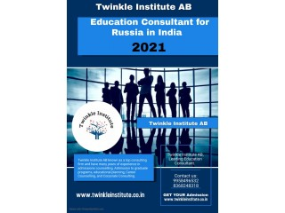 Mbbs abroad 2021 Twinkle InstituteAB