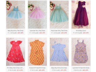 Buy Dress and Jumpsuit for Baby Girls online