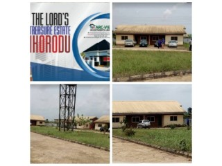 AFFORDABLE TOP NOTCH HOMES WITH C OF O AVAILABLE AT A GIVEAWAY PRICE IN ITAMAGA, IKORODU (Call or Whatsapp - 09094957799)