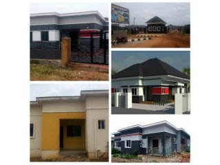 Plots of Land, Bungalows and Duplexes Available For Sale at TREASURE ISLAND ESTATE, MOWE - OFADA (Call - 09096196496)