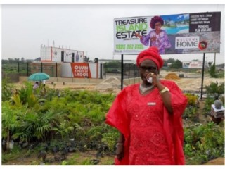 AFFORDABLE LAND WITH TOP NOTCH FACILITIES AND C OF O AVAILABLE FOR SALE AT SANGOTEDO, AJAH AT A FRIENDLY PRICE.