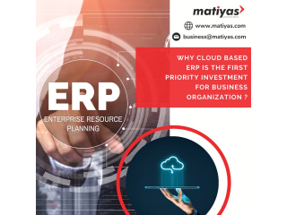 Matiyas Solutions is a rapidly growing and highly ERP solution.