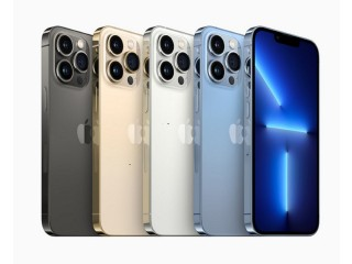 Try the New iPhone 13 Pro Now!