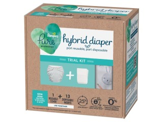 Pampers Hybrid Diapers