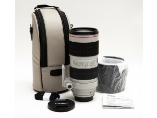 Canon 70-200mm f2.8L IS USM III 3