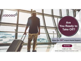 Dallas / Fort Worth Airport assistance service  Jodogo Airport Assist