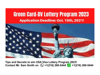 Secret on how to win USA Visa Lottery