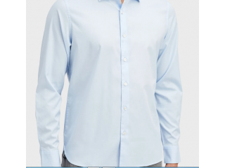 Adrian Pinpoint Oxford Shirt