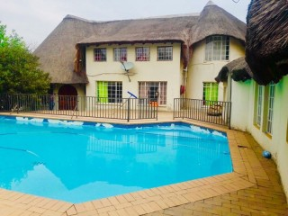 Rental accommodation available R3300.00