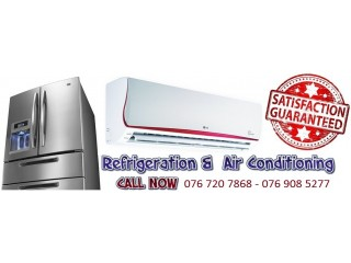 Appliances, Electrical and Air con repairs