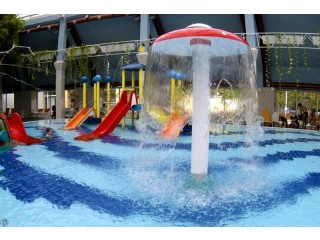 Fiberglass Slides for Kids and Adults, Wet and Dry for Pools, Waterparks and Jungle Gyms, Locally Manufactured